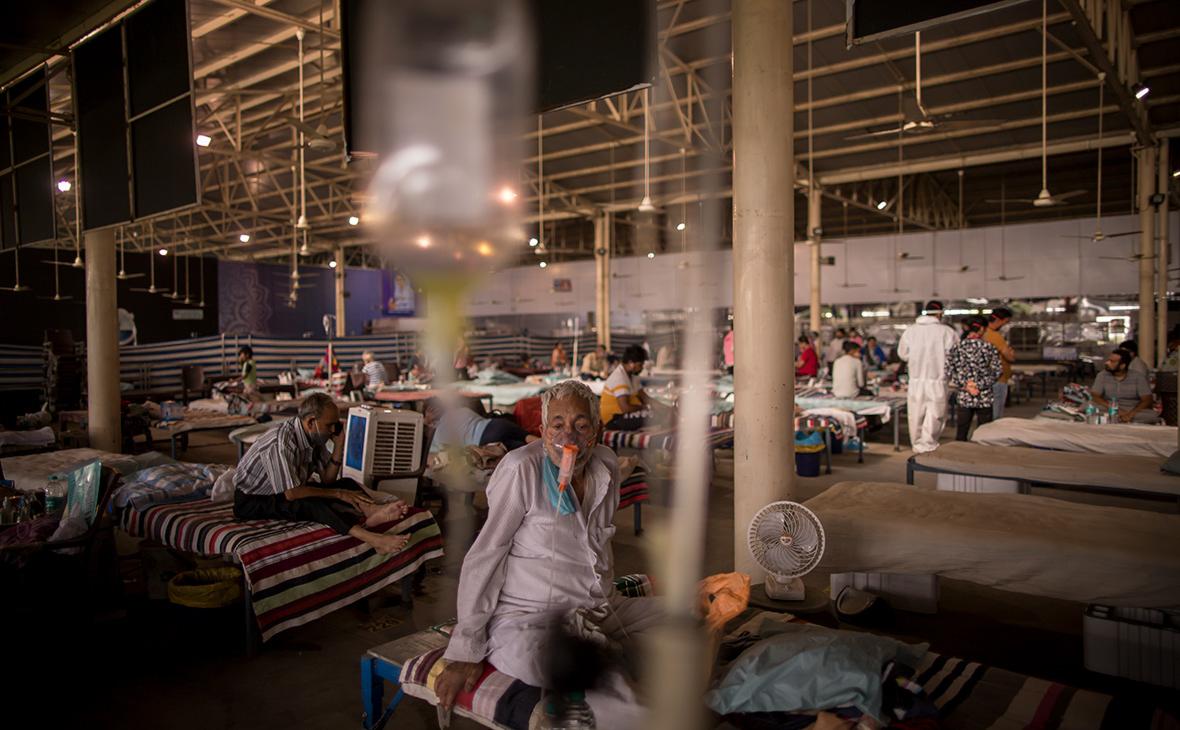 Посол рассказал о помощи России во время «коронавирусного шторма» в Индии