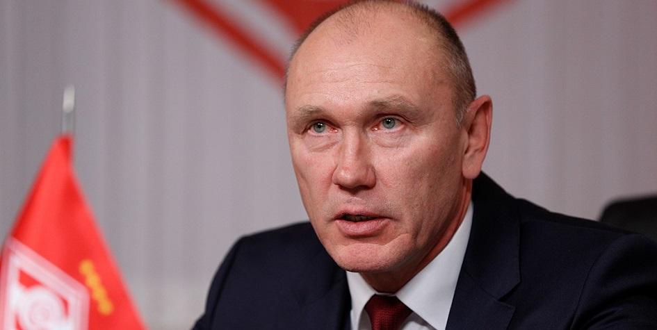 Спортивный директор «Спартака» Сергей Родионов