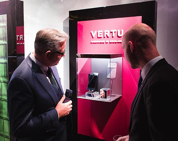 Фото: пресс-материалы Vertu