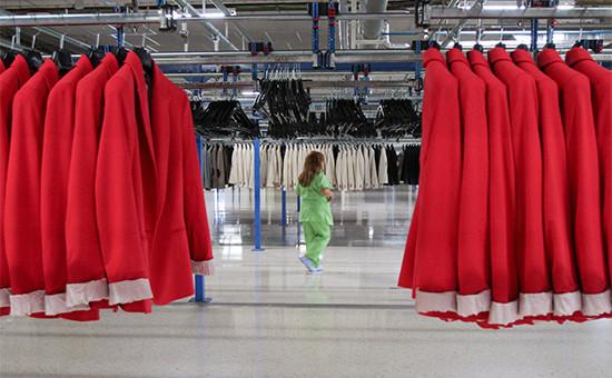 Фабрика Zara вИспании