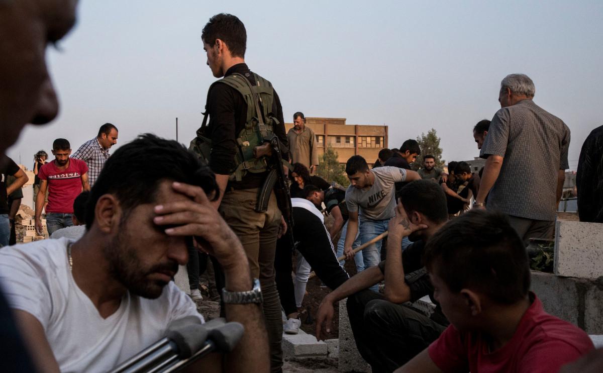 Фото: Baderkhan Ahmad / AP