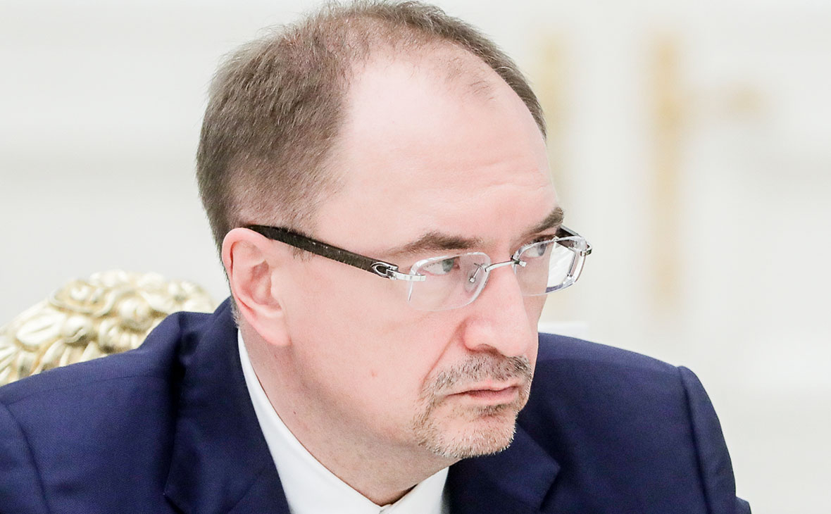 Николай Кропачев