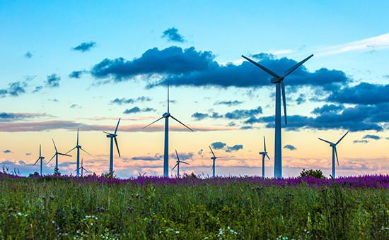 Ветрогенераторы в Калининградской области