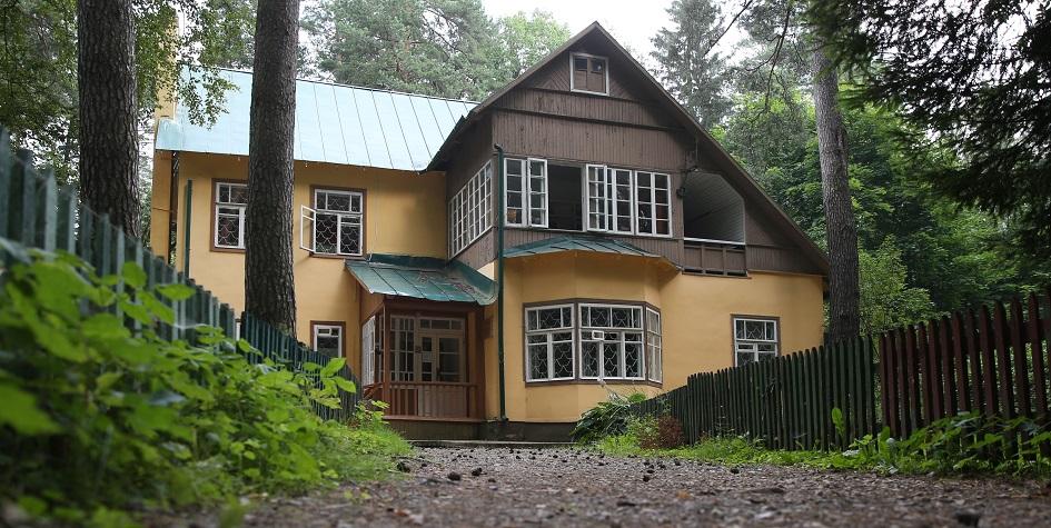 Дом-музей Корнея Чуковского в Переделкине