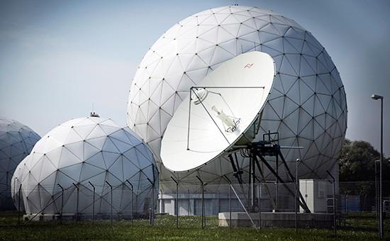 РадарыФедеральной разведывательной службы Германии (BND) в Баварии, Германия