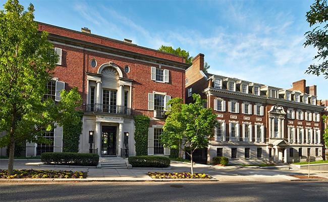 Комплекс зданиймузея текстиля в Вашингтоне