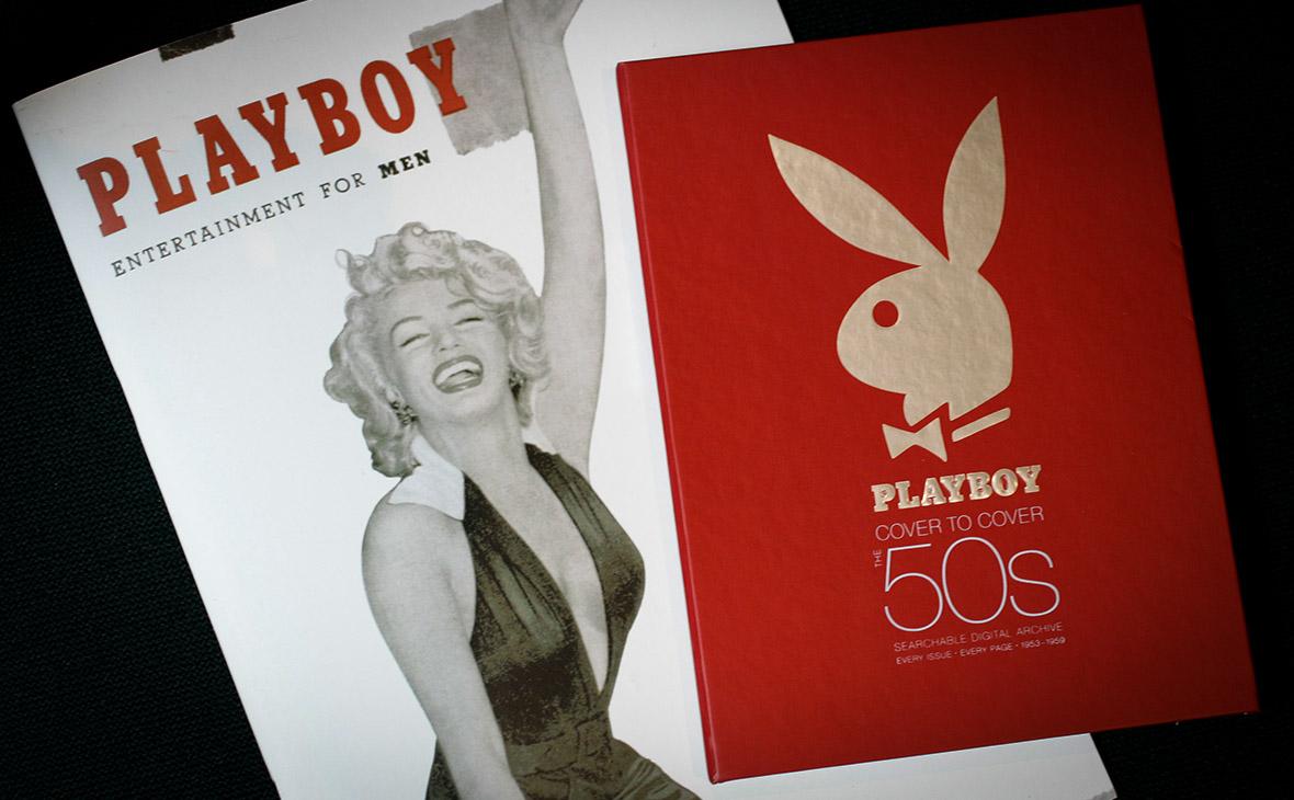 Первый выпуск журнала Playboy с участием Мэрилин Монро