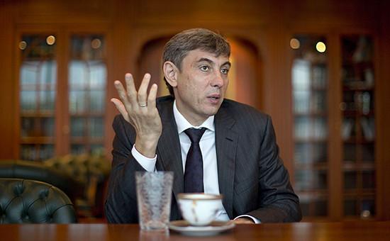 Сергей Галицкий, основатель российской розничной сети «Магнит»
