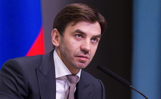 Министр по делам «открытого правительства» Михаил Абызов