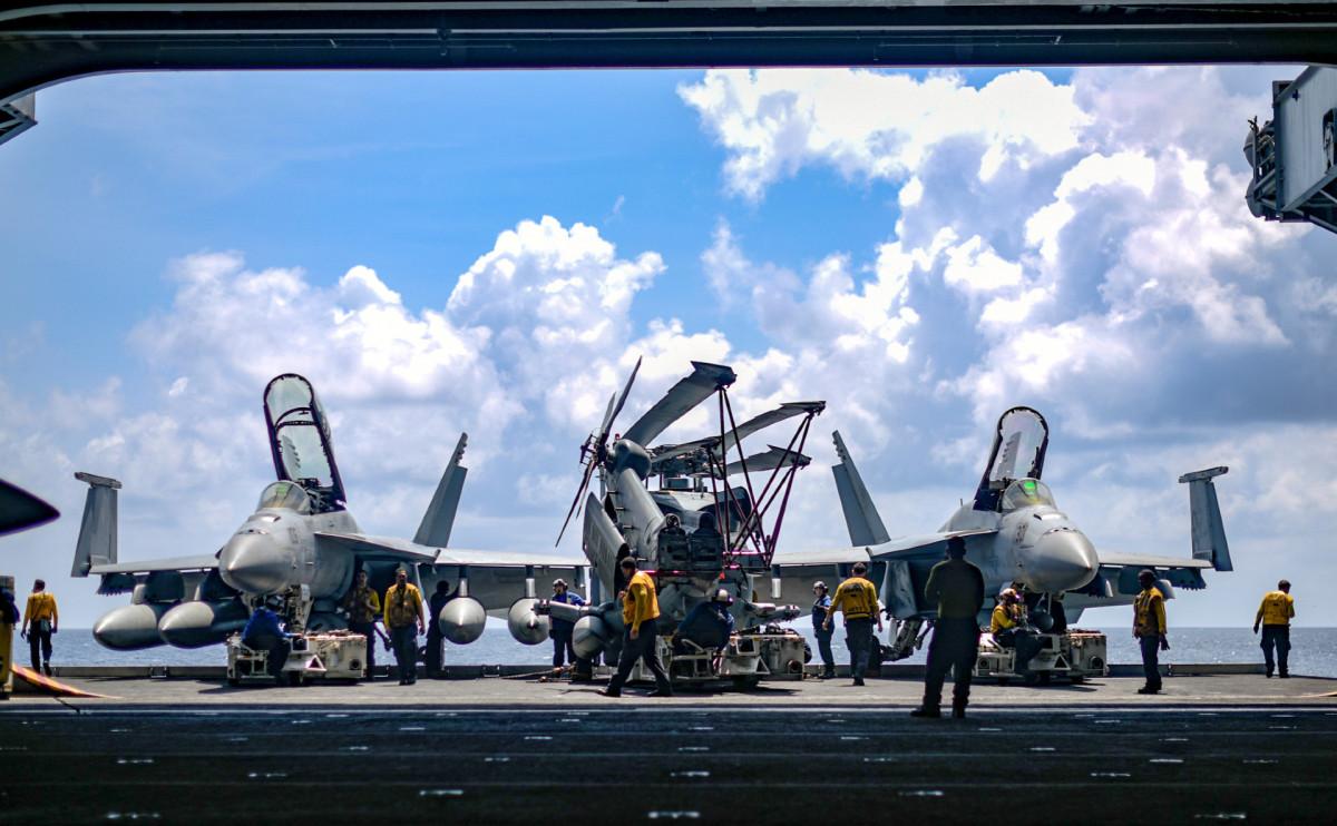 Фото: ВМС США / Reuters