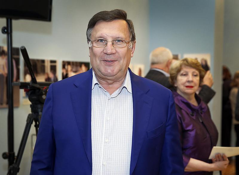 Председатель совета директоров Группы «Эталон» Вячеслав Заренков