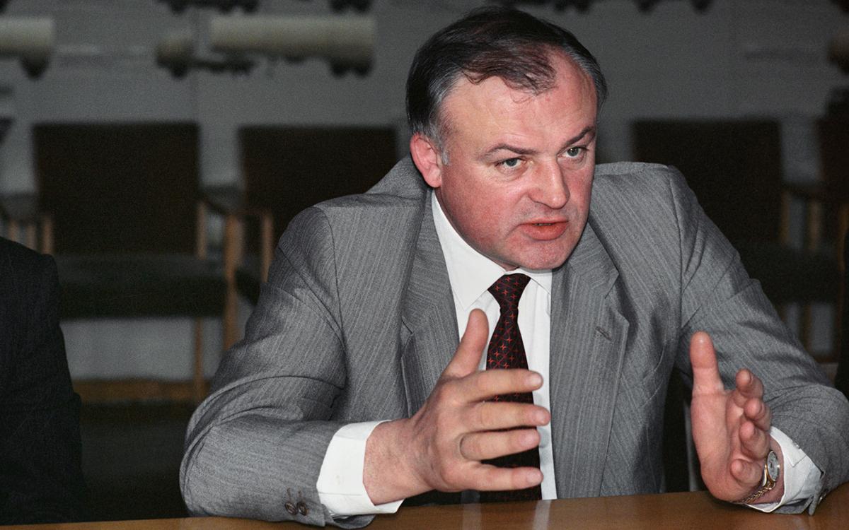 Николай Бех