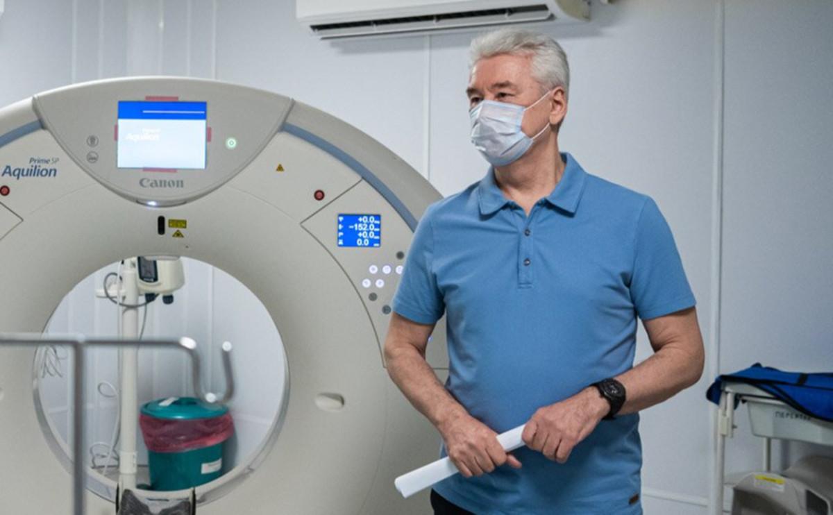 Собянин назвал драматическим развитие ситуации с коронавирусом