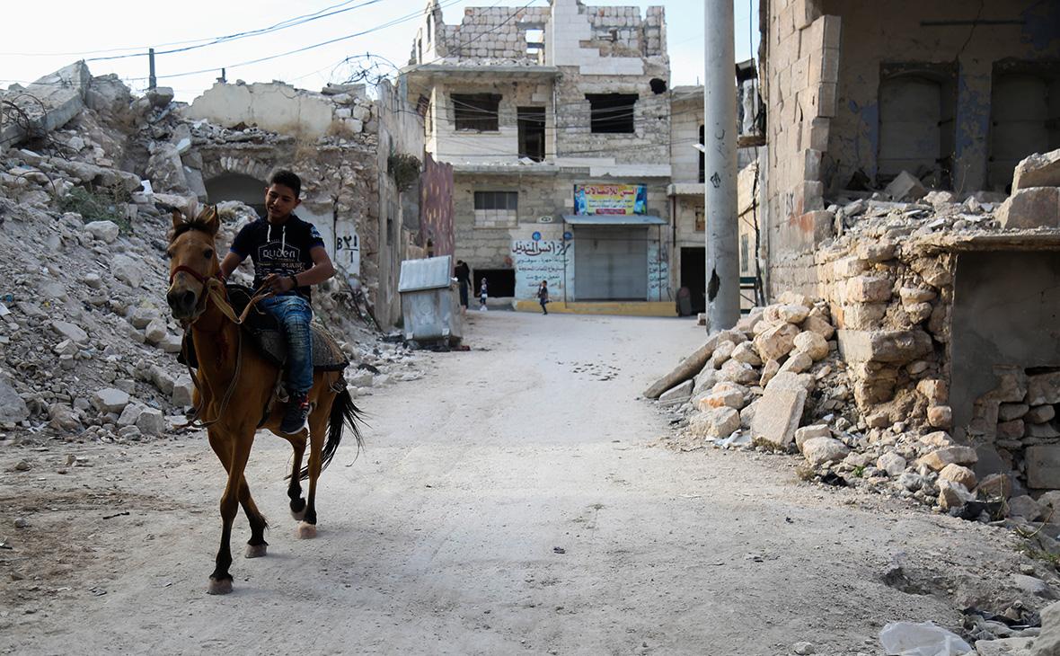 Идлиб, Сирия