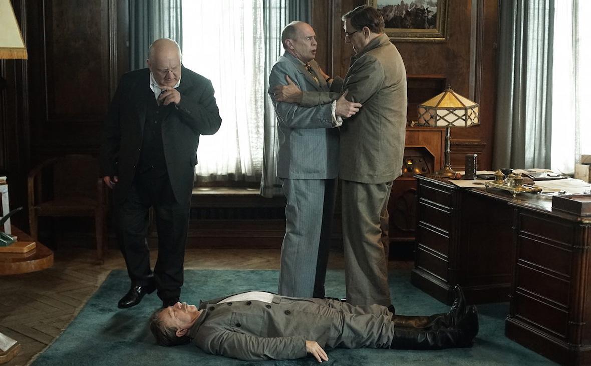 Фото: кадр из фильма «Смерть Сталина»