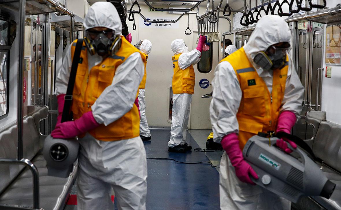 Фото: Jeon Heon-Kyun / EPA / ТАСС