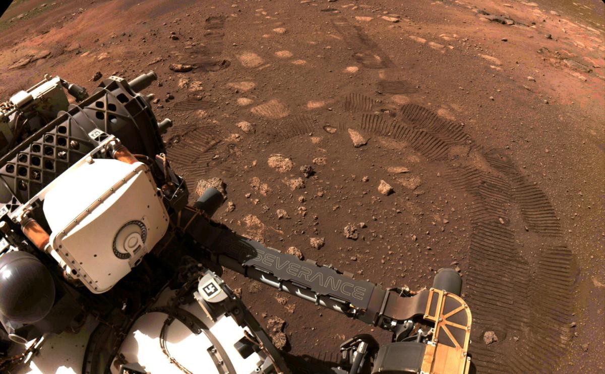 Фото: NASA / JPL-Caltech / Reuters