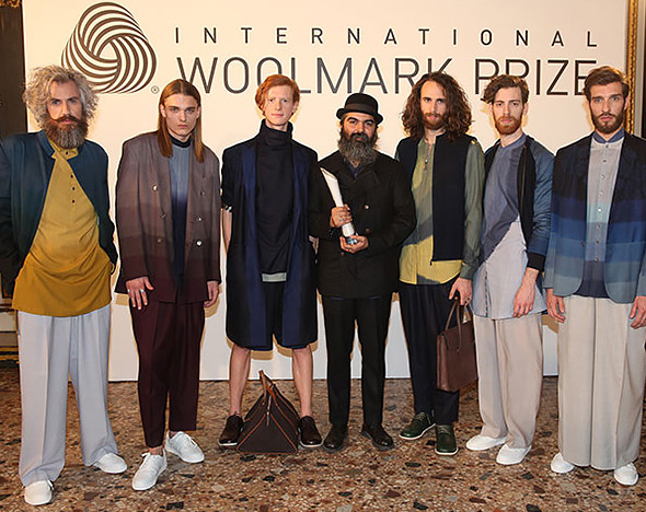 Фото: woolmarkprize.com