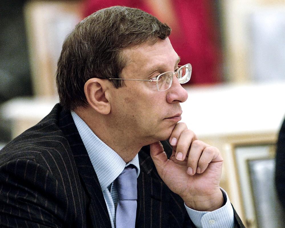 Основатель АФК «Система» Владимир Евтушенков