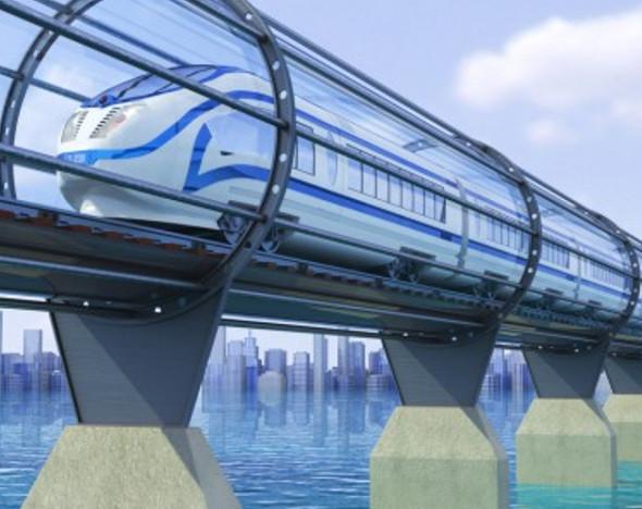 Фото: Hyperloop