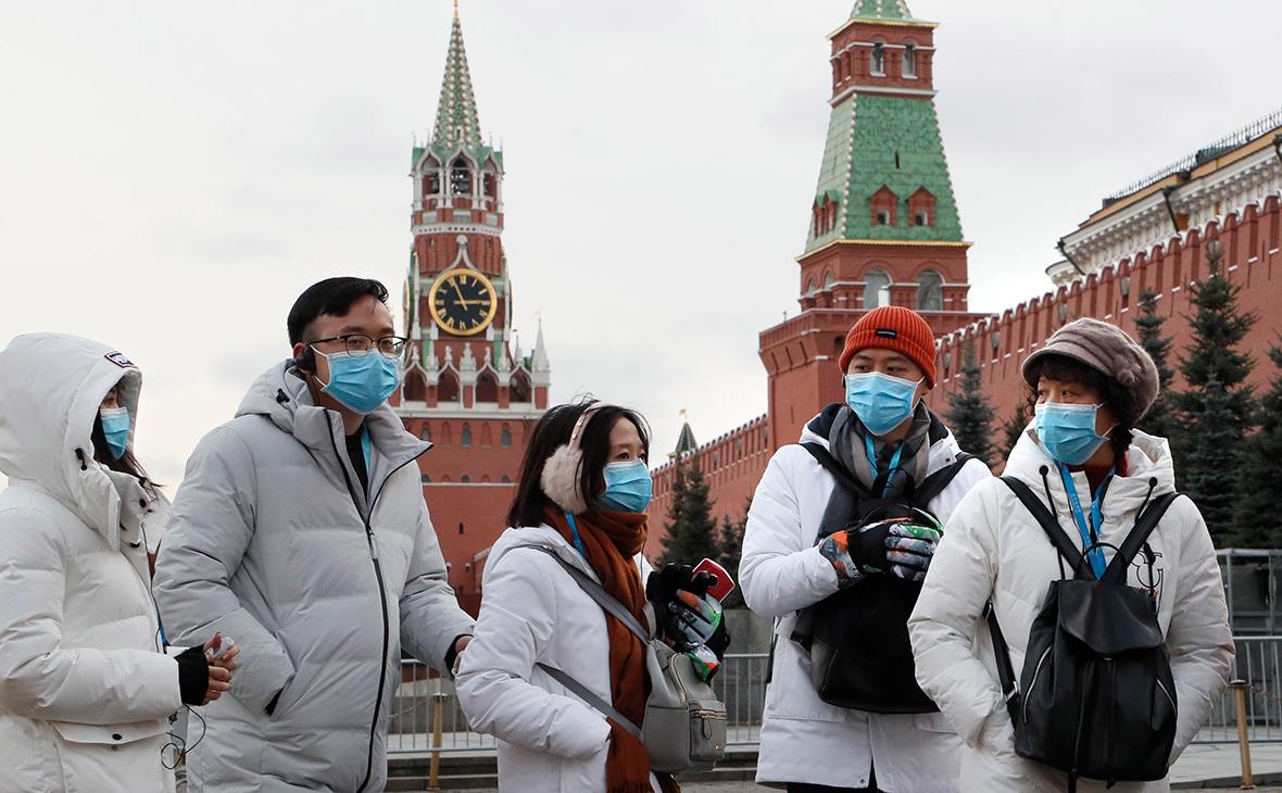 Фото: Максим Шипенков / EPA / ТАСС