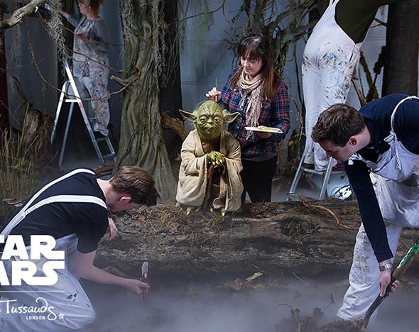 Фото: starwars.madametussauds.com