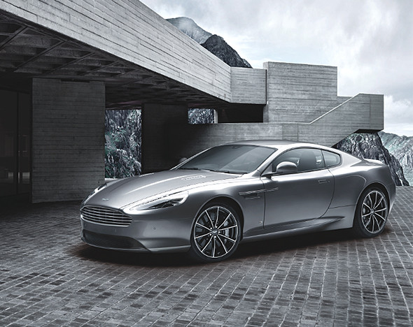 Фото: Пресс-материалы Aston Martin