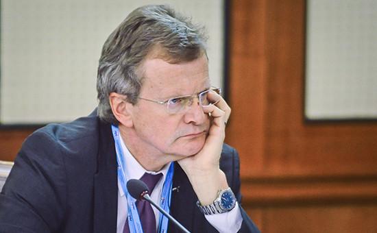 Президент и главный исполнительный директор Telenor Group Фредерик Баксаас