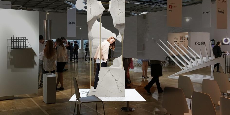 Проект экспозиции «REдевеломпент. Архитектор в построенном городе». IND architects. Культурные функции для промзон