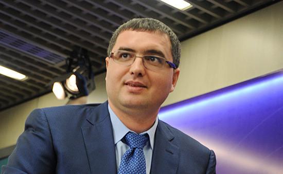 Лидер молдавской «Нашей партии» Ренато Усатый