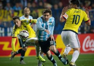 Месси Аргентина Колумбия