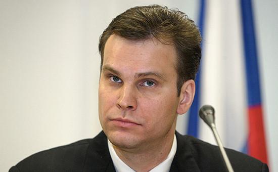 Бывший глава правового управления ЮКОСа Дмитрий Гололобов
