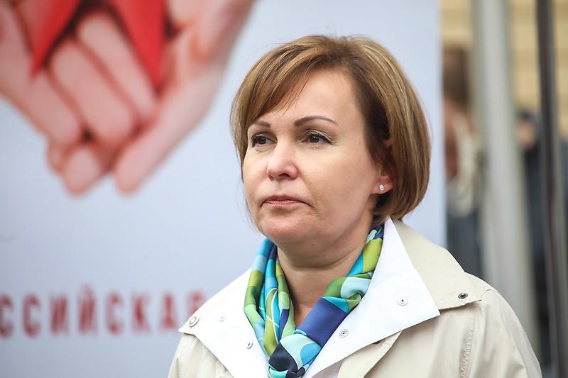 Новый детский омбудсмен Петербурга Анна Митянина