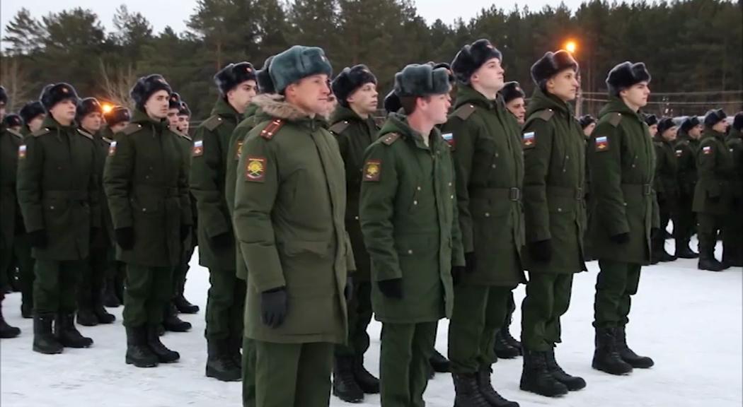 Весной на военную службу планируется призвать более 3 тыс. прикамцев
