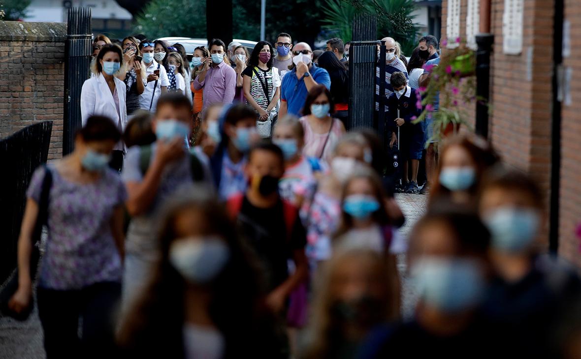 Фото: Alessandra Tarantino / AP