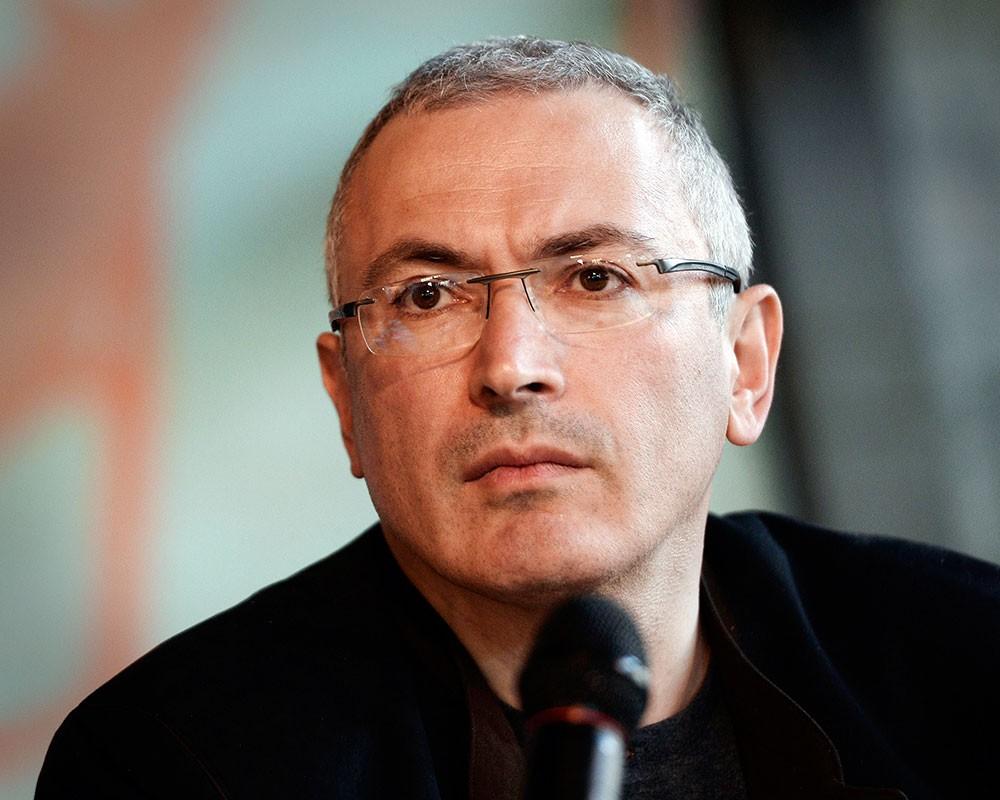 Бывший руководитель и основной бенефициар компании ЮКОС Михаил Ходорковский
