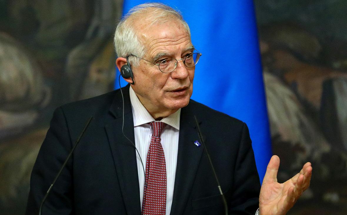 Кремль ответил на слова Борреля о новых санкциях после визита в Москву