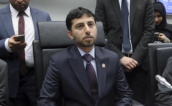 Министр энергетики ОАЭ Сухаиль аль-Мазруи
