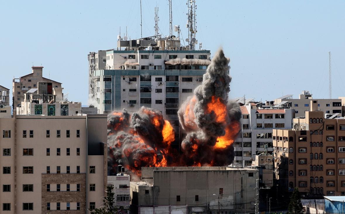Фото: Mahmud Hams / AP