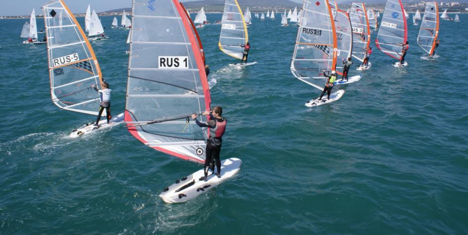 Фото: Официальный сайт Всероссийской федерации парусного спорта