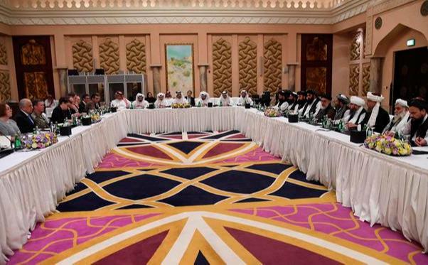 Переговоры США и талибов в Дохе