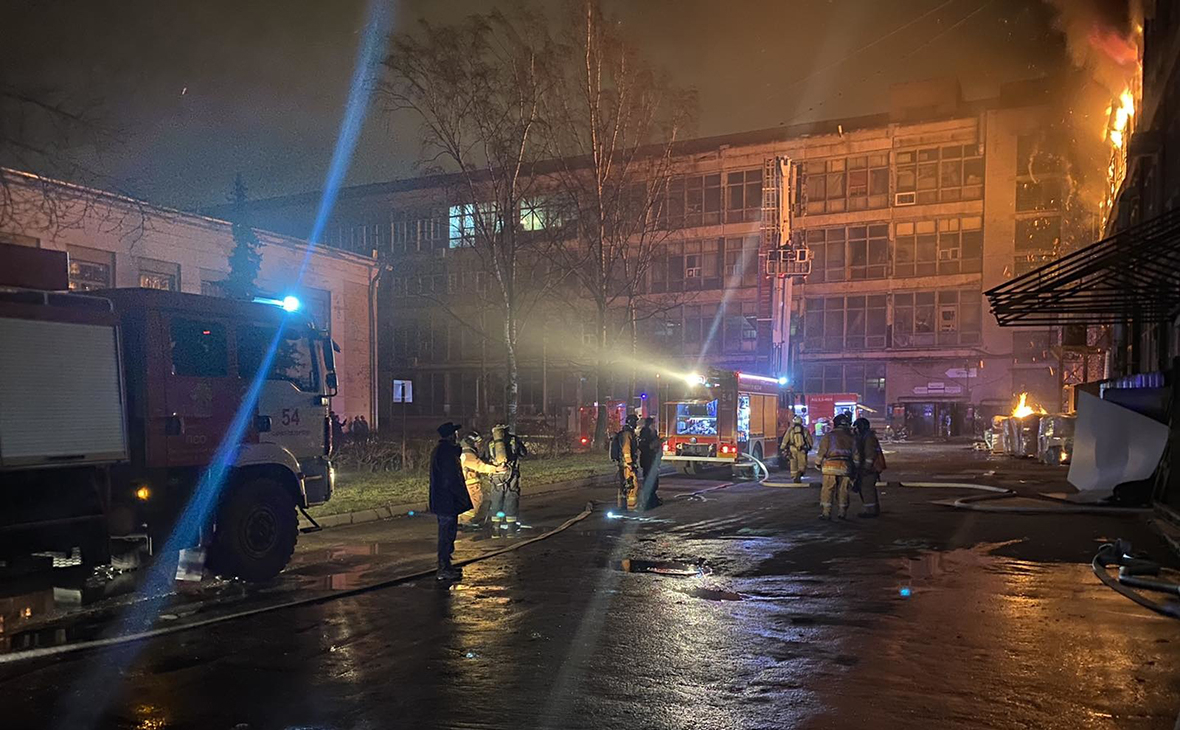 Фото: ГУ МЧС по Санкт-Петербургу