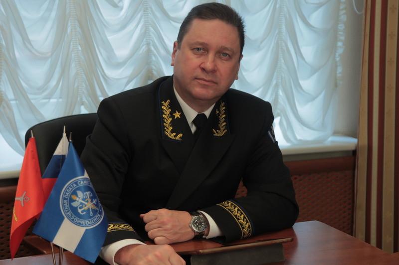 Новый глава Контрольно-счётной палаты Петербурга Константин Желудков