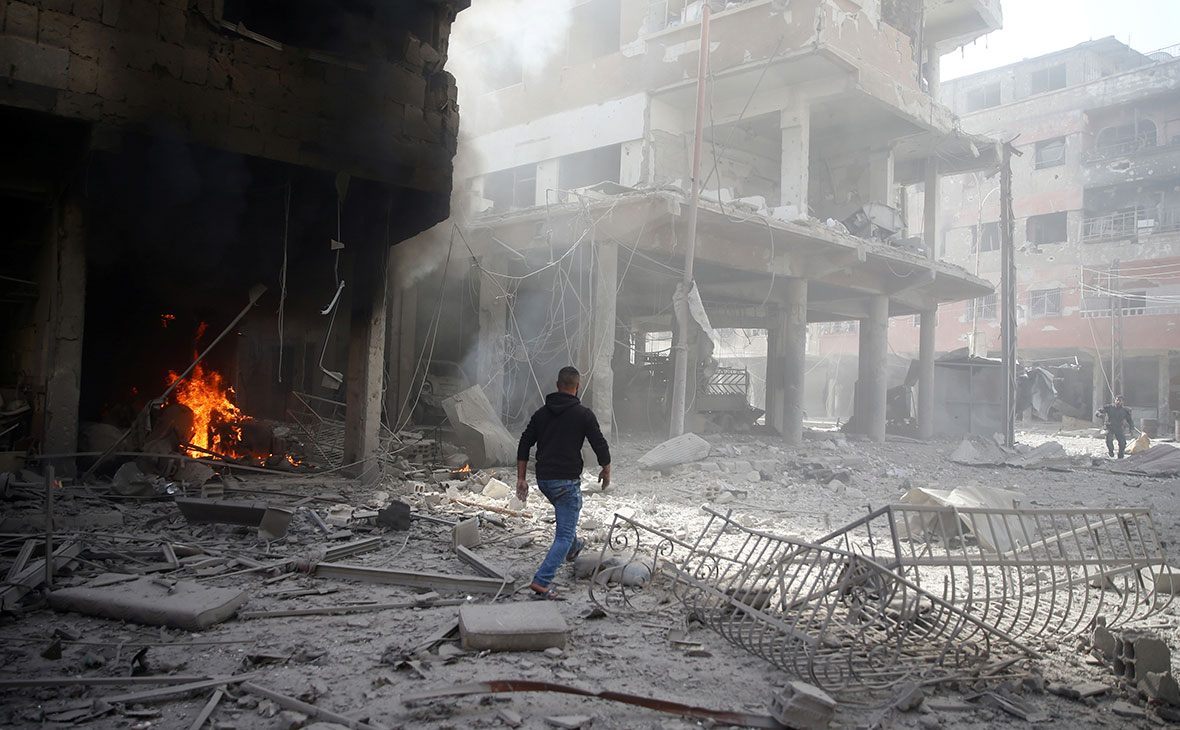 Фото: Bassam Khabieh / Reuters