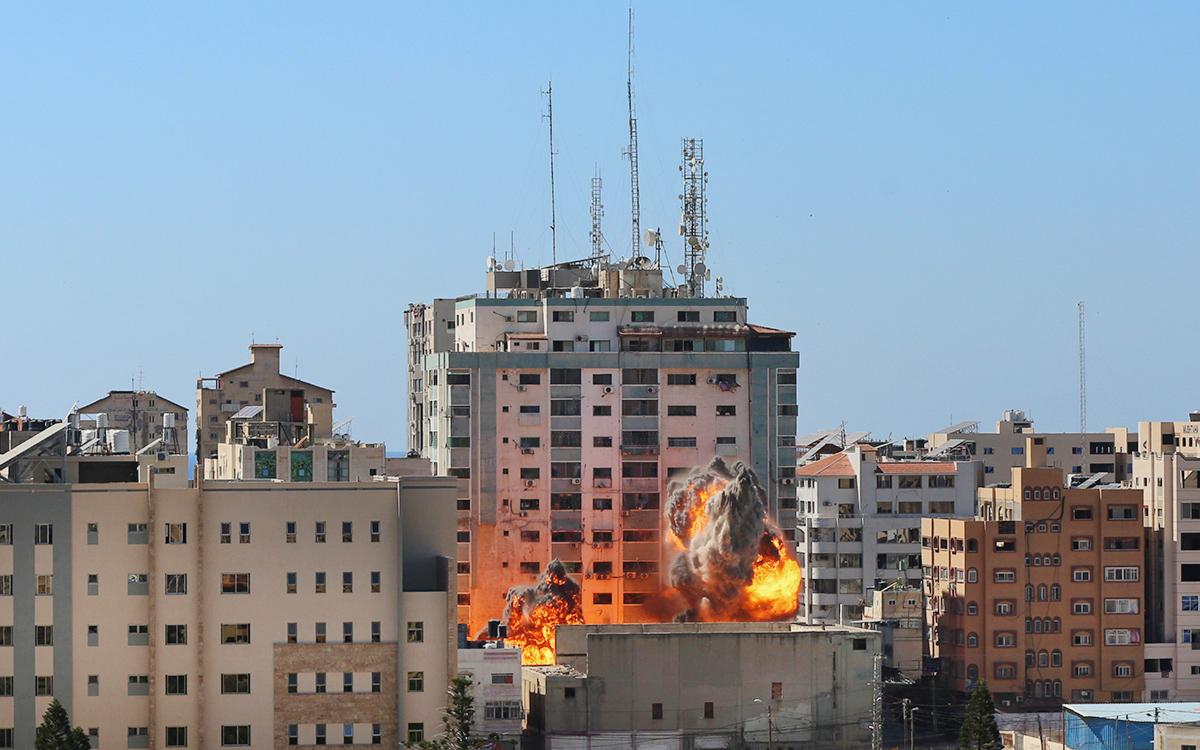 Фото: Ashraf Amra / Keystone Press Agency / Global Look Press