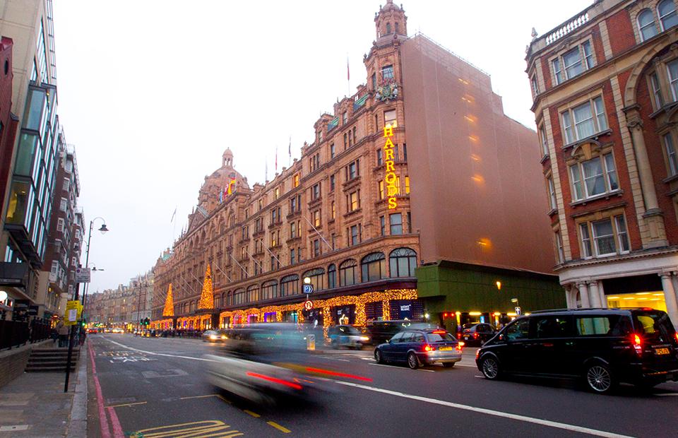 Магазин Harrods, Лондон
