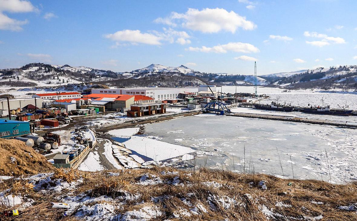 Фото: Пресс-служба губернатора Сахалинской области / ТАСС