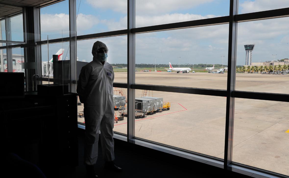 Шри-Ланка закрыла въезд в страну из-за коронавируса