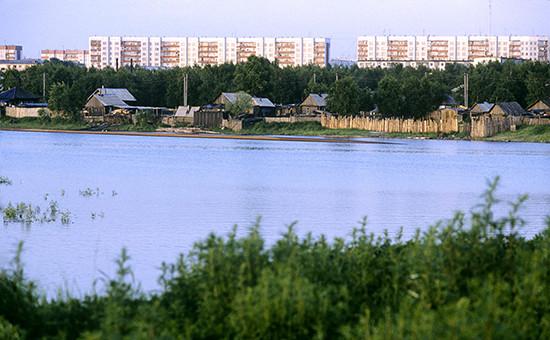 Виды Сургута