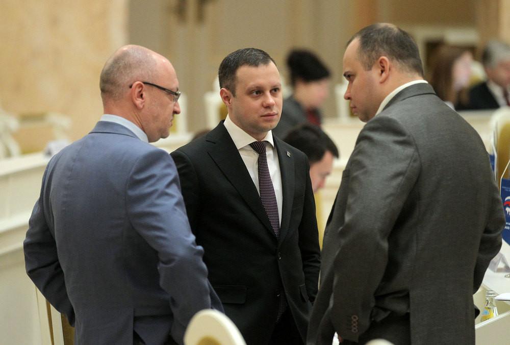 Депутат Денис Четырбок
